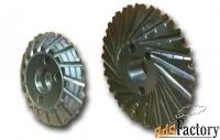 фрезы профильные угловые (фасонные) для машины безогневой резки труб