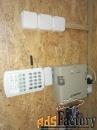 монтаж охранной сигнализации в истре