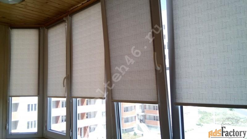 рулонные шторы курск