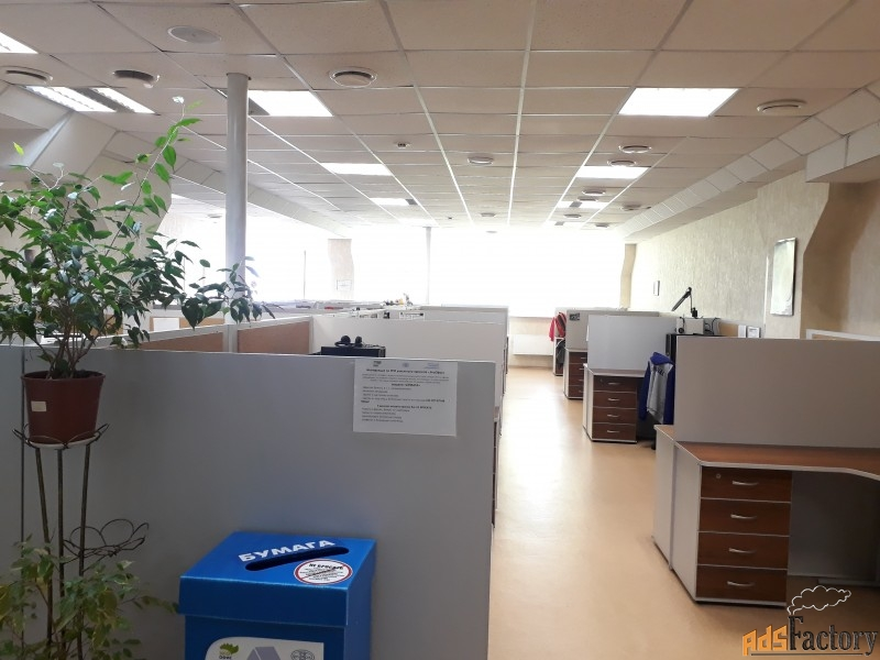 офисное помещение, 1200 м²