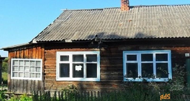 дом 54 м² на участке 17 сот.