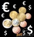 куплю,обменяю монеты евро