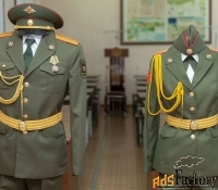 Индивидуальный пошив военной (офисной формы)