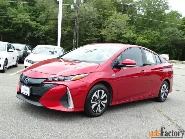 Toyota Prius, 2017