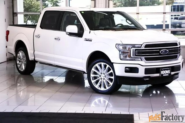 Ford F-Series, 2018