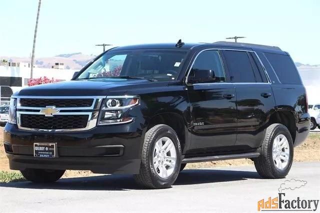 Chevrolet Tahoe, 2019
