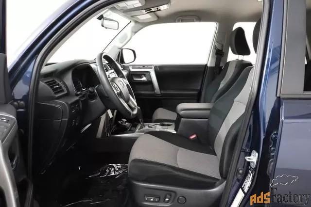 Toyota 4Runner, 2018