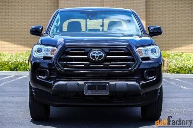Toyota Tacoma, 2018