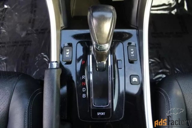 Honda Accord, 2017