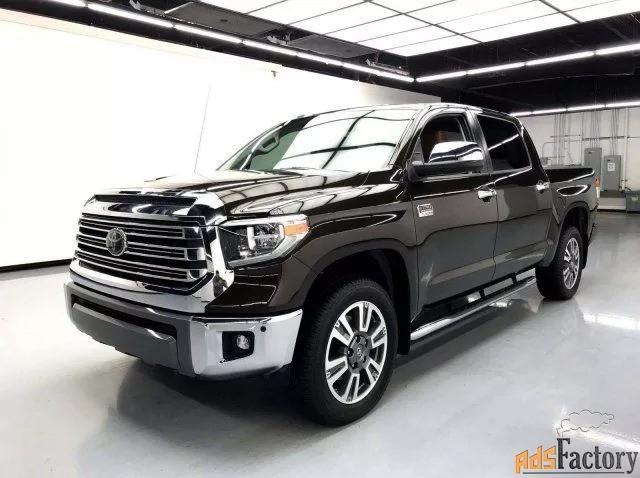 Toyota Tundra, 2019