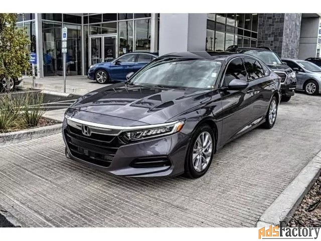 Honda Accord, 2018