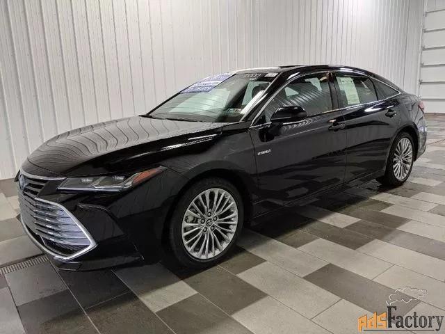 Toyota Avalon, 2019