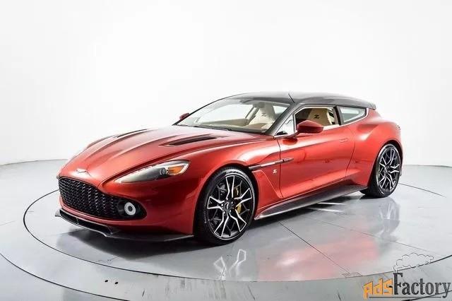 Aston Martin Vanquish, 2019