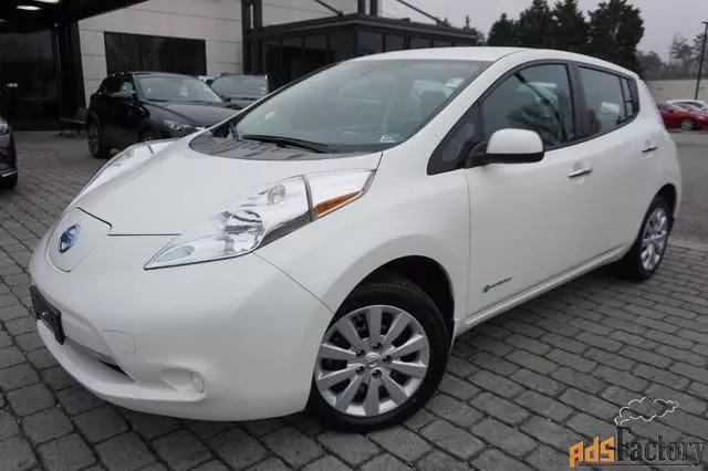 Nissan Leaf, 2015