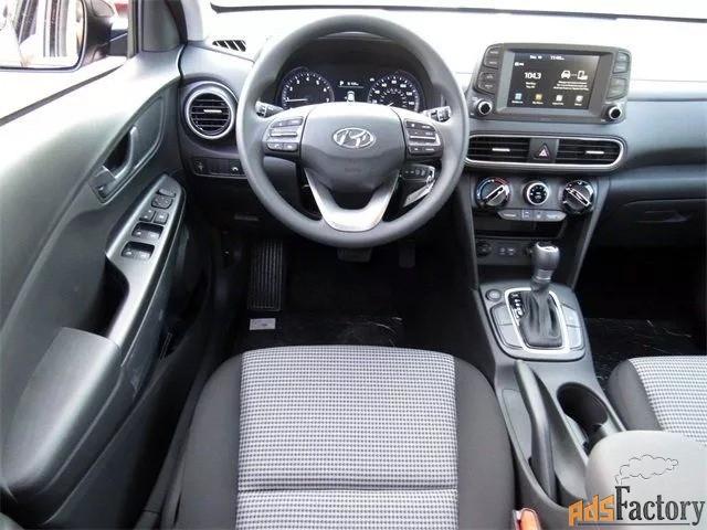 Hyundai Kona, 2019