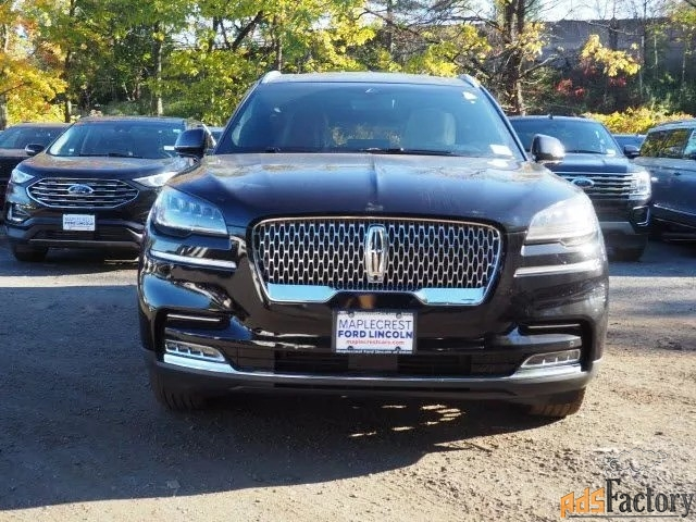Lincoln Aviator, 2019