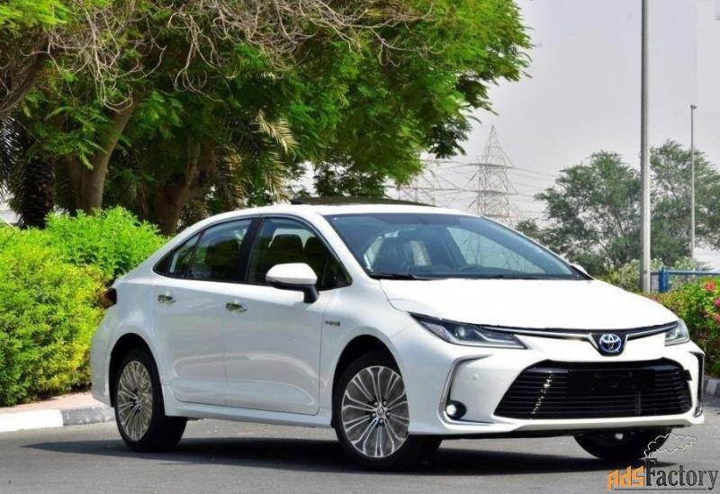 Toyota Corolla, 2019
