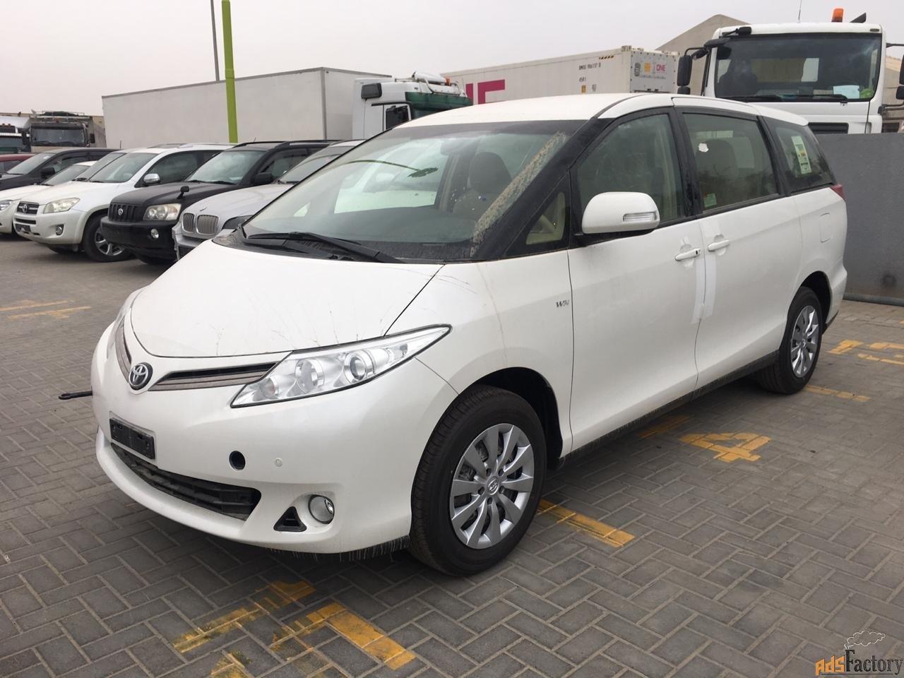 Toyota Previa, 2020