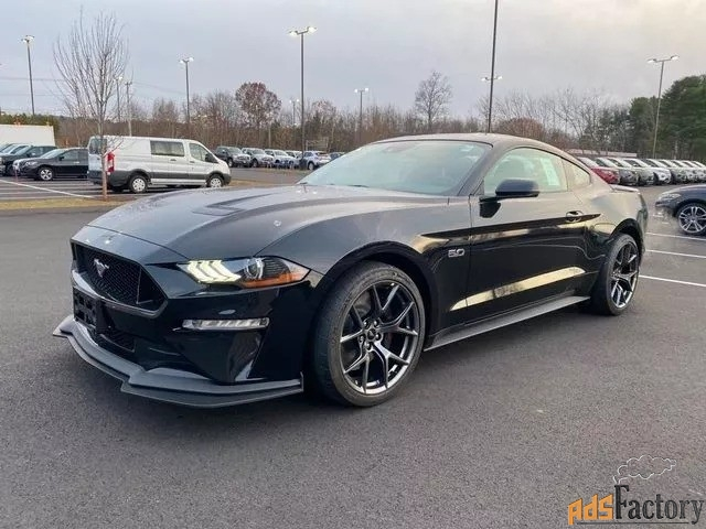 Ford Mustang, 2020