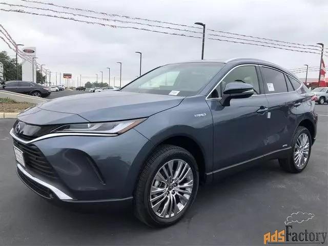 Toyota Venza, 2020