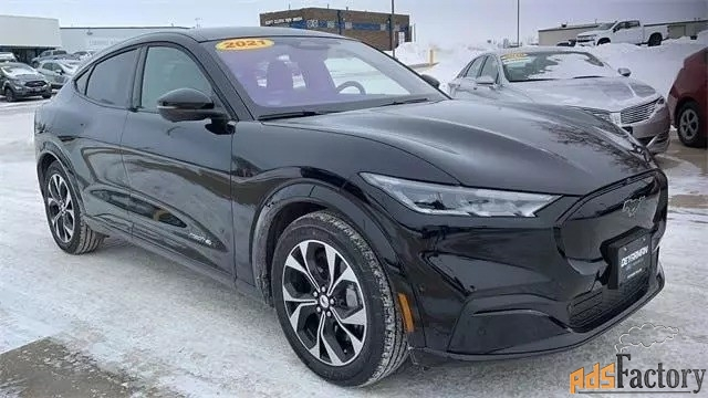 Ford Mustang, 2021