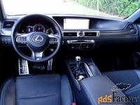 Lexus GS, 2017