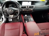 Lexus GS, 2018