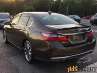 Honda Accord, 2017