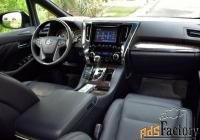 Toyota Alphard, 2019