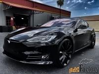 Tesla Model S, 2018