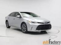 Toyota Avalon, 2016