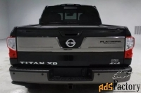 Nissan Titan, 2019