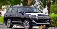 Toyota Land Cruiser, 2019