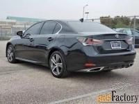 Lexus GS, 2016