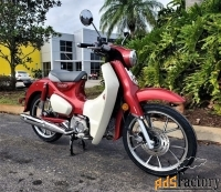 honda super cub c125 abs