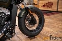 indian motorcycle scout bobber twenty abs sagebrush smoke