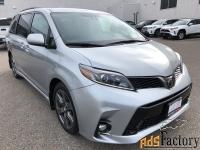 Toyota Sienna, 2019