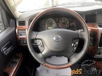 Nissan Patrol, 2020