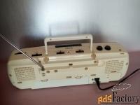 магнитола panasonic rx-fs 410, 1-кассетная