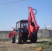 экскаватор-погрузчик «эо-2626» на базе трактора мтз-82.1