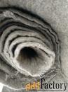 войлок натуральный 3мм-20мм.