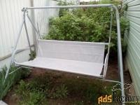 сиденье на садовые качели. пошив