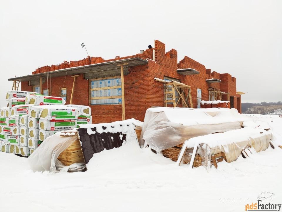 строим дачи, дома в г. талдоме, дубне и дмитрове московской области.