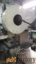 продаю пресс кривошипный  кд2122г 16 тонн усилие, 2006 г.в.