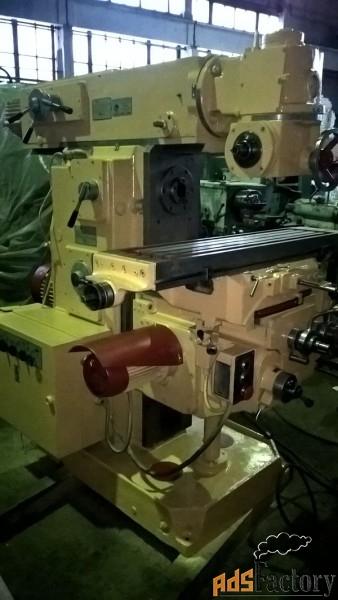 станок широкоуниверсальный консольно-фрезерный 6р81ш