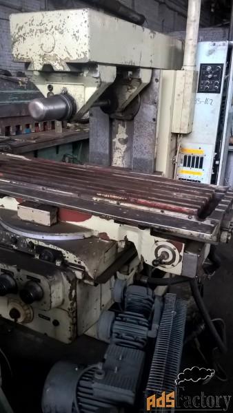 горизонтально-фрезерный станок  fu400