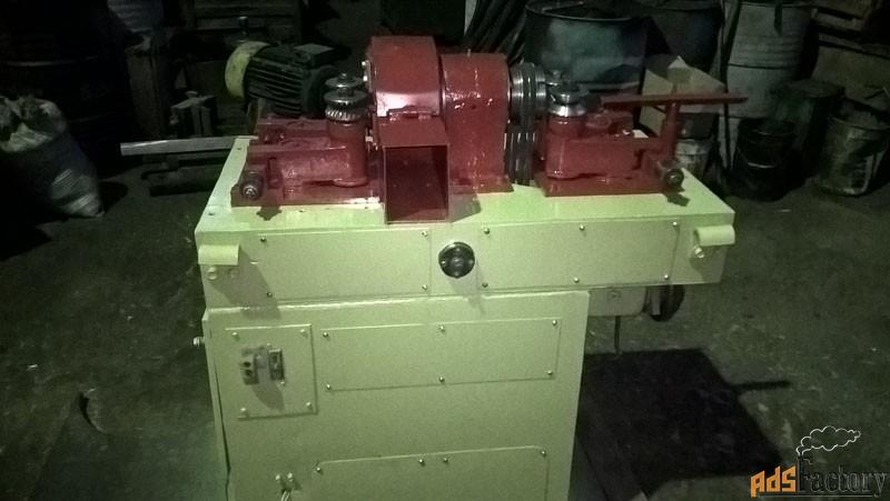 круглопалочный станок модели кпа 50-1