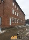 складские,производственные,помещения отдельно стоящие здания, 1804 м²