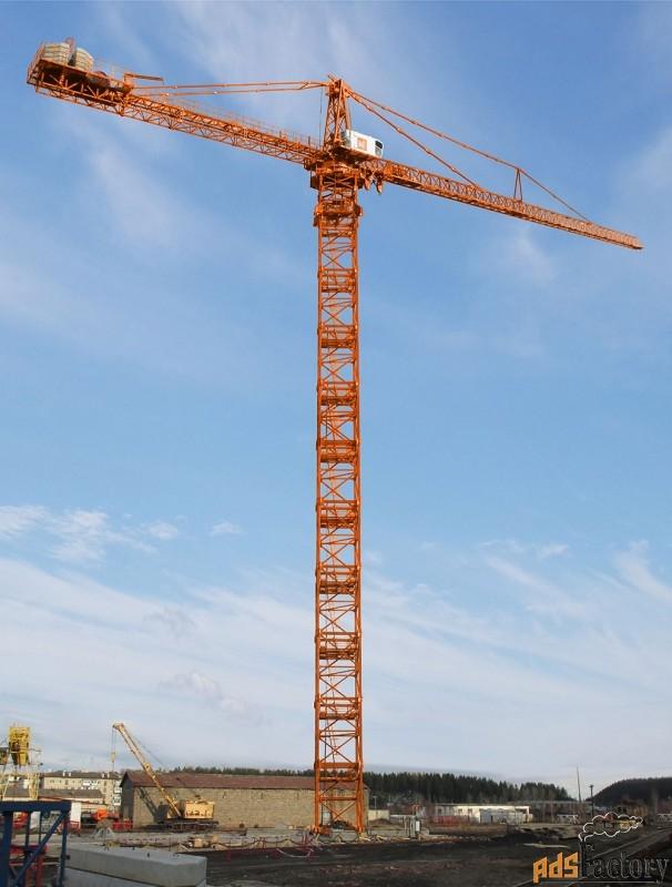 аренда башенного крана
