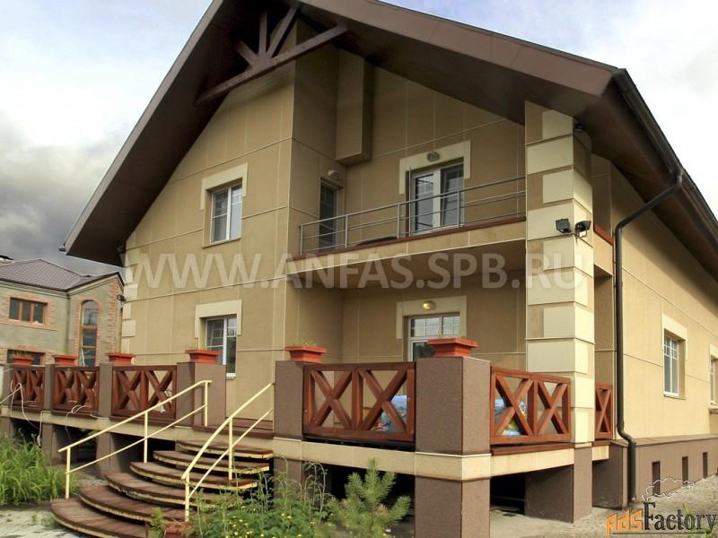 вентилируемый фасад проектирование
